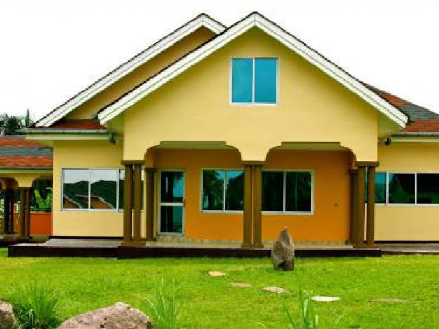 Image De Belle Villa house / villa for rent kinshasa ngaliema - la perle - quartier binza