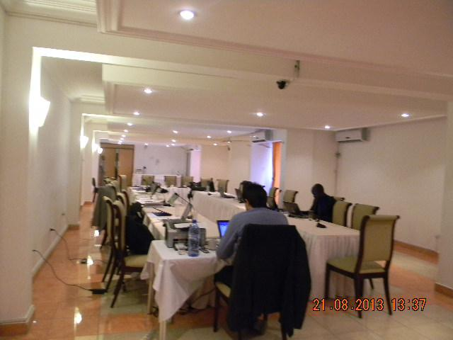 room for rent kinshasa gombe salle de conf 233 rence l 233 on h 244 tel