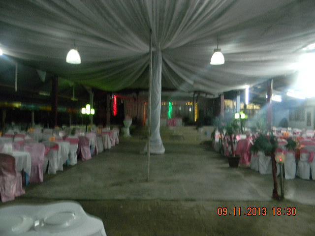 Salle de fête A LOUER Kinshasa Limete - Salle de fête - Bikapi Oasis ...