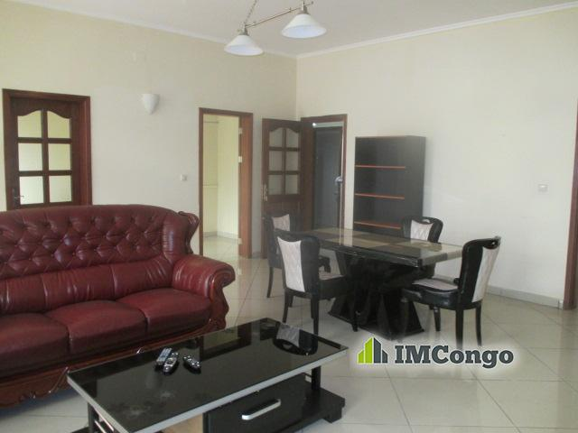Apartment for rent kinshasa gombe bel appartement meubl for Appartement non meuble