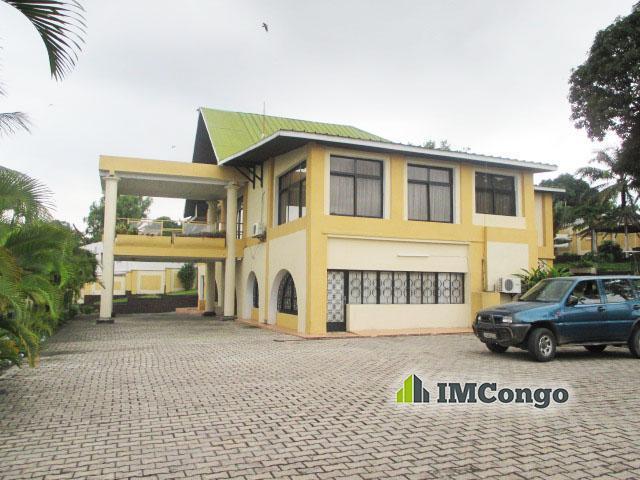 Maison villa a vendre kinshasa ngaliema villa de for Construire une maison a kinshasa