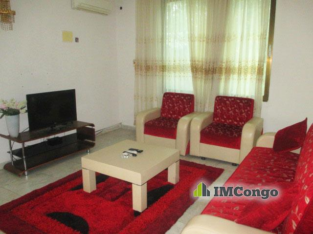 apartment for rent kinshasa gombe appartement meubl socimat petit pont. Black Bedroom Furniture Sets. Home Design Ideas