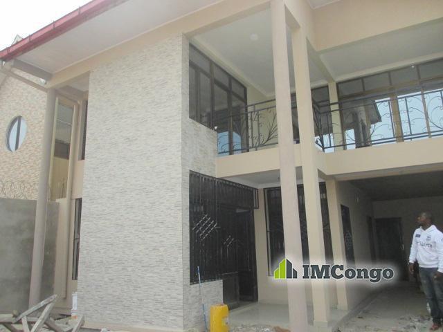 Maison villa a vendre kinshasa barumbu maison for Construire une maison a kinshasa