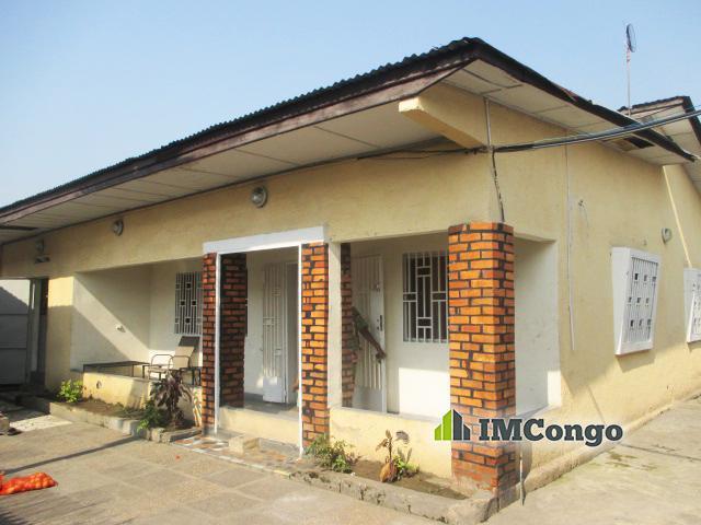 Maison villa yaku uzisha kinshasa lingwala maison for Achat maison kinshasa
