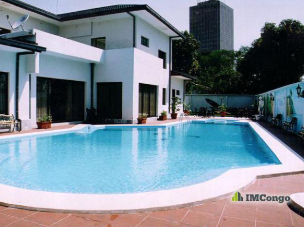 Hotel Kinshasa Gombe Faden House