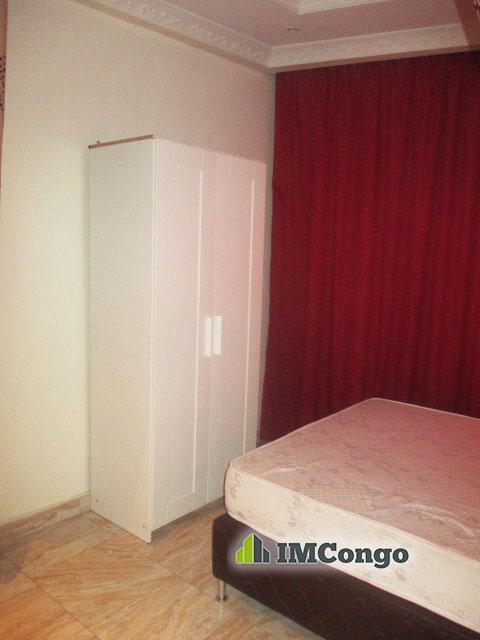 appartement a louer kinshasa gombe studio meubl centre ville. Black Bedroom Furniture Sets. Home Design Ideas