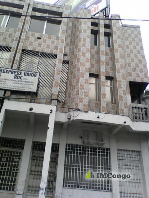 Bureau a louer kinshasa kimbanseke bureau immeuble le for Immeuble bureau