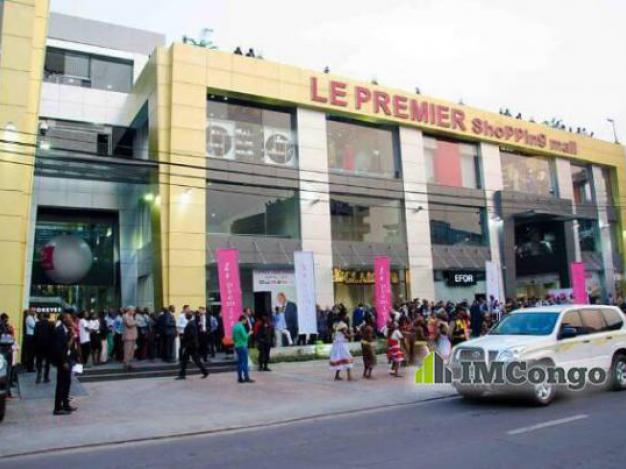 Storehouse FOR RENT Kinshasa Gombe - Le premier shopping mall