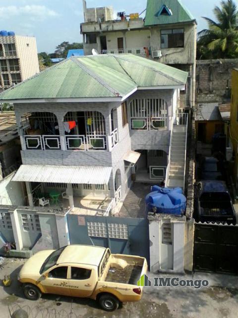 Terrain parcelle a vendre kinshasa lingwala parcelle for Construire une maison a kinshasa