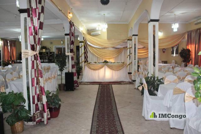 room for rent kinshasa limete balis center salle de f 234 te