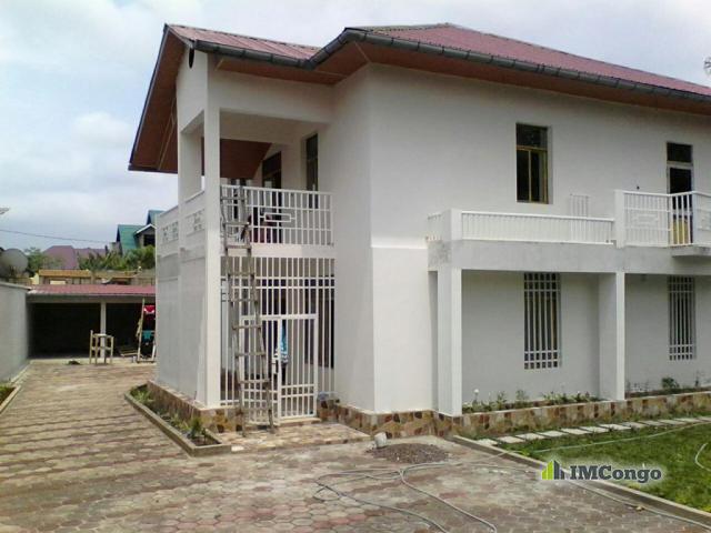 Maison villa a louer kinshasa kintambo maison for Construire une maison a kinshasa