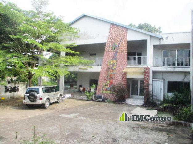 Maison villa a vendre kinshasa ngaliema villa for Jardin zoologique kinshasa