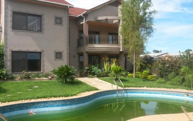 IMCongo - Villa Quartier Golf
