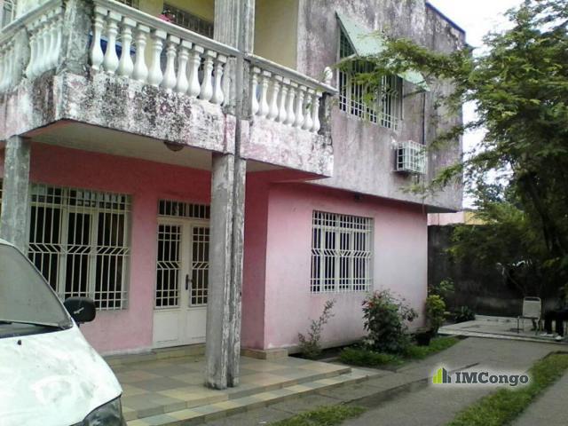 Maison villa yaku panga kinshasa limete nyumba mtaa for Achat maison kinshasa