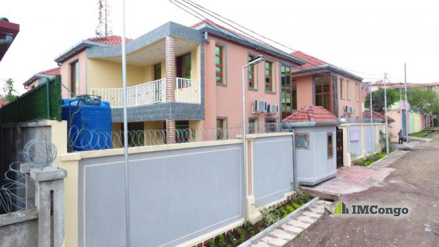 Maison villa kofutela kinshasa ngaliema la cit la for Achat maison kinshasa