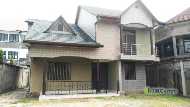 Maison villa yaku panga kinshasa ngaliema nyumba for Achat maison kinshasa