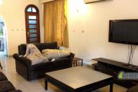 For rent Furnished Duplex Apartment - On Colonel Mondjiba Kinshasa Kintambo