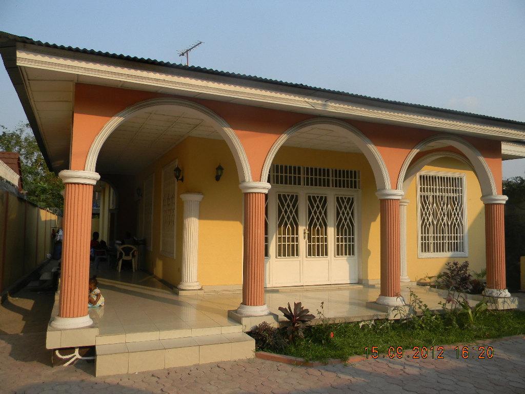 Une maison confortable pour vous maison a louer kinshasa for Achat maison kinshasa