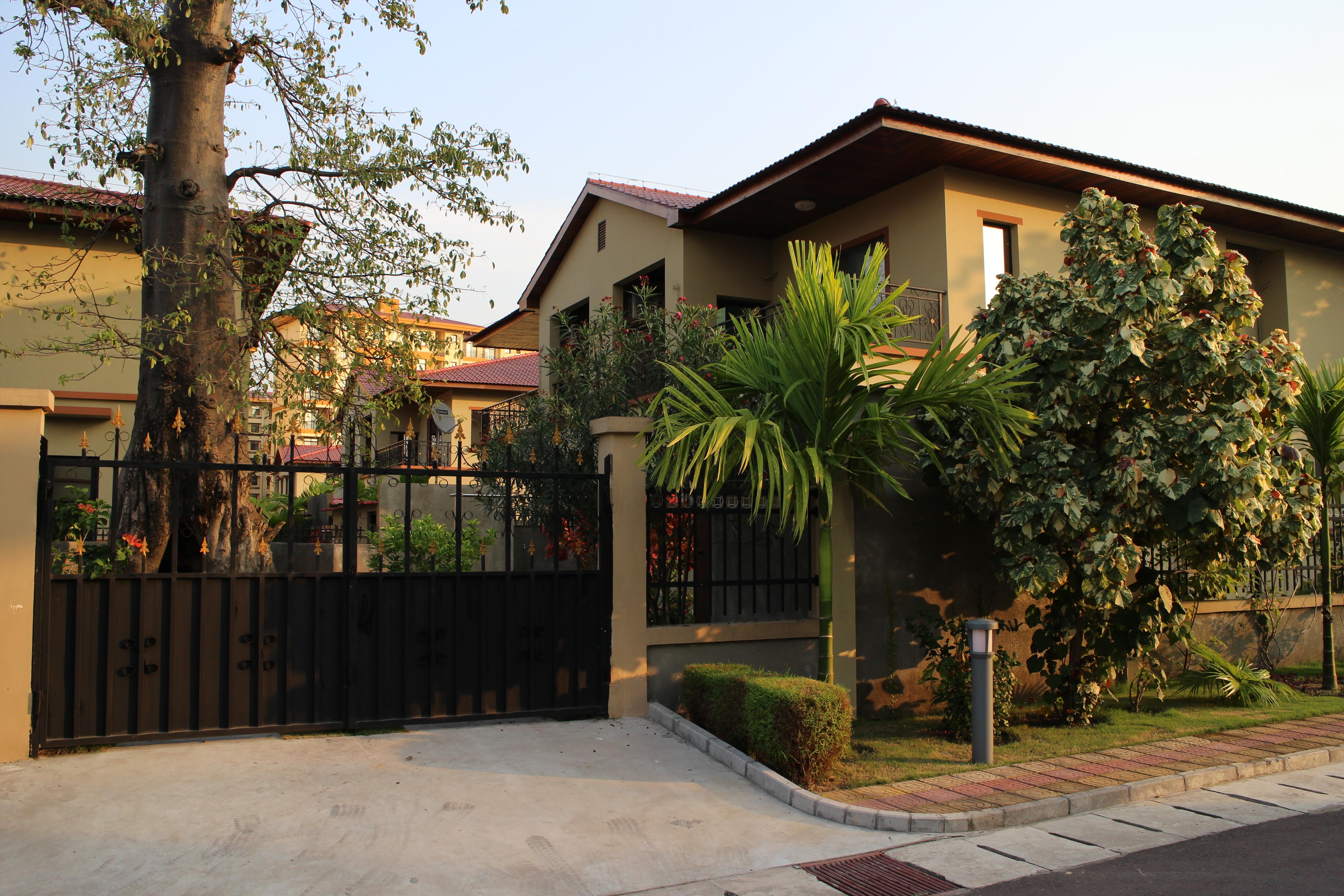 Kin oasis city real estate complex