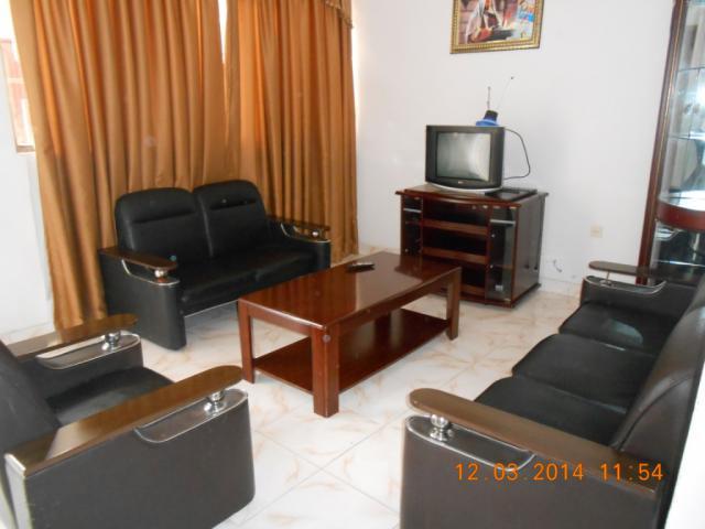 Appartement a louer kinshasa ngaliema appartement meubl for Logement meuble a louer