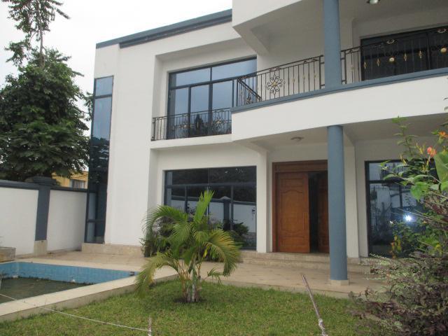 maison villa a louer kinshasa ngaliema complexe de maisons quartier mont fleury. Black Bedroom Furniture Sets. Home Design Ideas