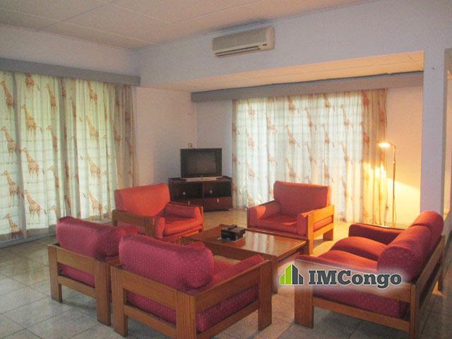maison villa a louer kinshasa kintambo maison meubl e quartier chanic. Black Bedroom Furniture Sets. Home Design Ideas