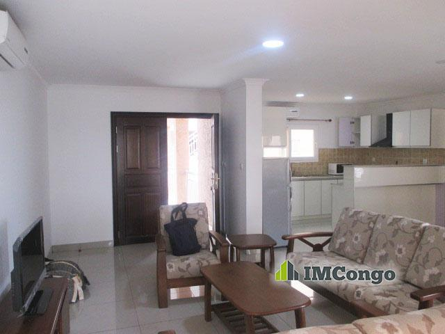 location appartement kinshasa
