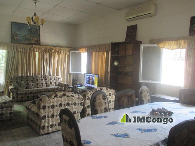 Maison villa ya koteka kinshasa ngaliema maison for Achat maison kinshasa