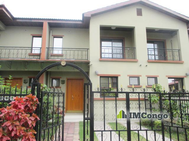 Maison villa a louer kinshasa bandalungwa maison neuve for Construire une maison a kinshasa
