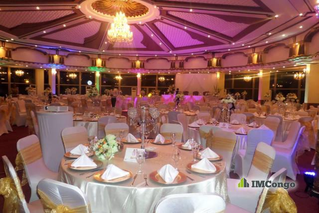 Salle de fête A LOUER Kinshasa Gombe - Salle de fête - Naomi ...