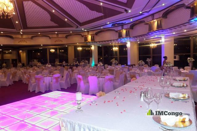 Party Room For Rent Kinshasa Gombe Salle De Fete Naomi Beatrice