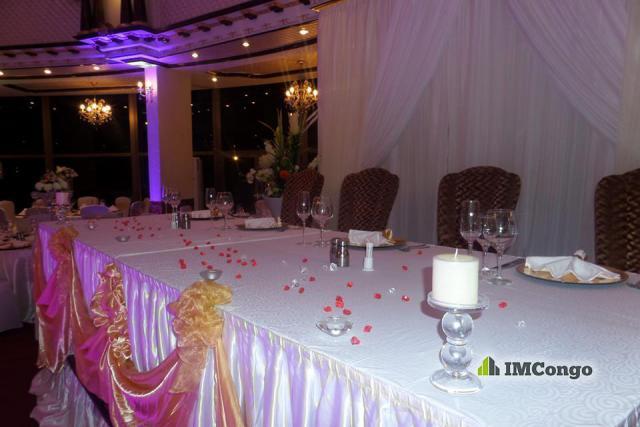 Party Room For Rent Kinshasa Gombe Salle De Fete La Main D Or
