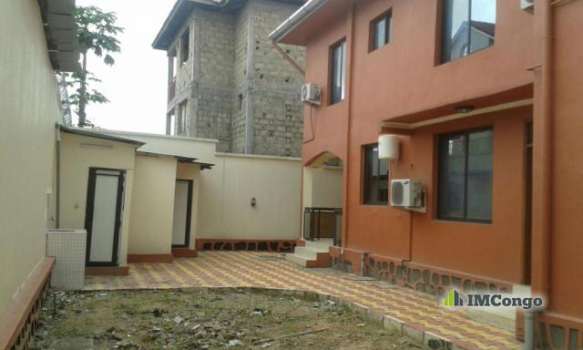 Maison villa a vendre kinshasa kintambo maison for Construire une maison a kinshasa