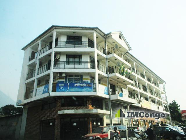 Bureau a louer kinshasa lingwala bureau immeuble alliance for Immeuble bureau
