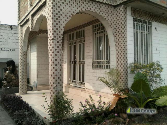 Maison villa kofutela kinshasa barumbu ndako for Achat maison kinshasa