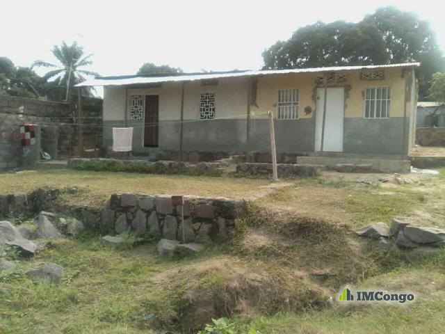 Maison villa ya koteka kinshasa mont ngafula ndako for Achat maison kinshasa