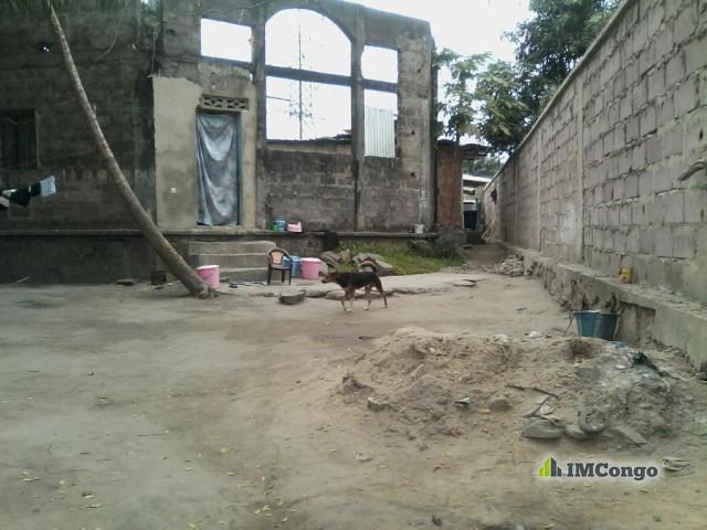 terrain parcelle a vendre kinshasa ngaliema maison