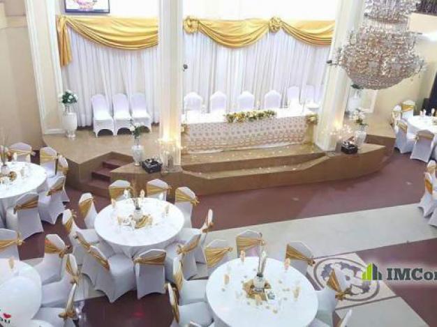 Salle de f te a louer kinshasa lingwala paradis m for Construire une maison a kinshasa