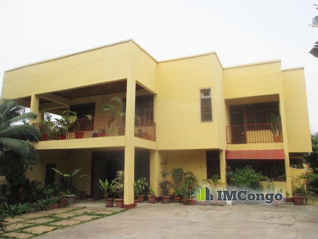 Maison villa kofutela kinshasa gombe ndako quartier for Achat maison kinshasa