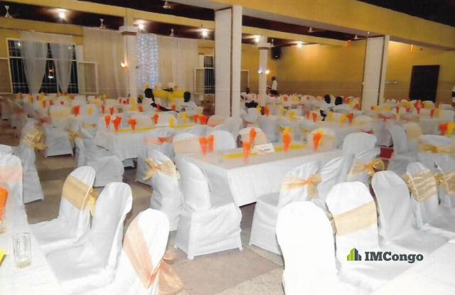 Salle de f te a louer kinshasa selembao salle de f te for Construire une maison a kinshasa