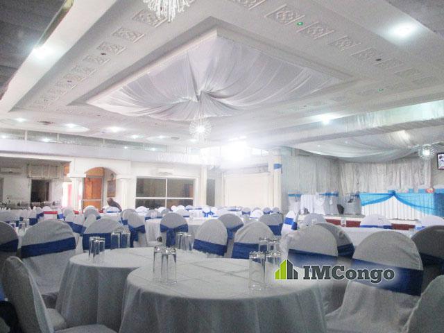 Salle De Fete A Louer Kinshasa Kasa Vubu Salle De Fete Felicite