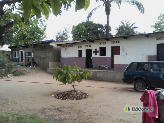 Maison villa ya koteka kinshasa selembao ndako for Achat maison kinshasa