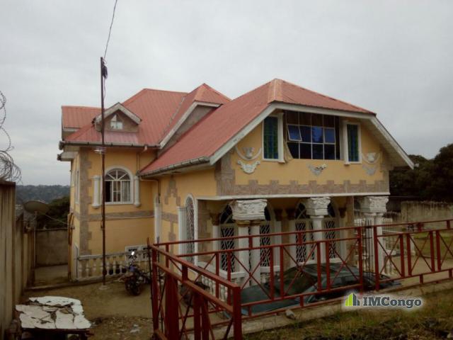Maison villa ya koteka kinshasa ngaliema ndako for Achat maison kinshasa