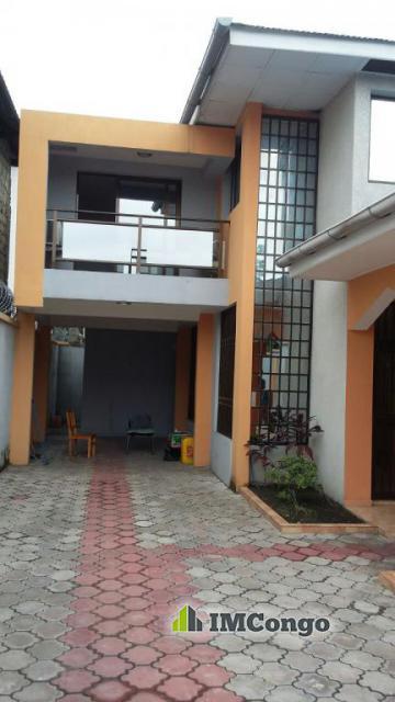 Maison villa a louer kinshasa lingwala villa for Construire une maison a kinshasa