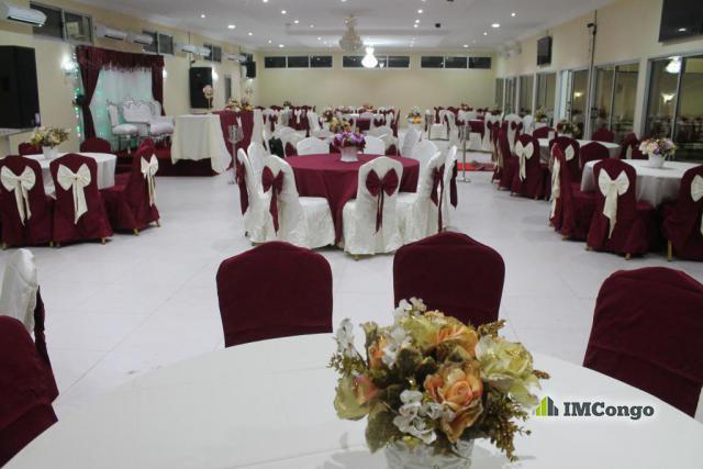 Salle De F Te A Louer Kinshasa Gombe Espace Maranatha Esma
