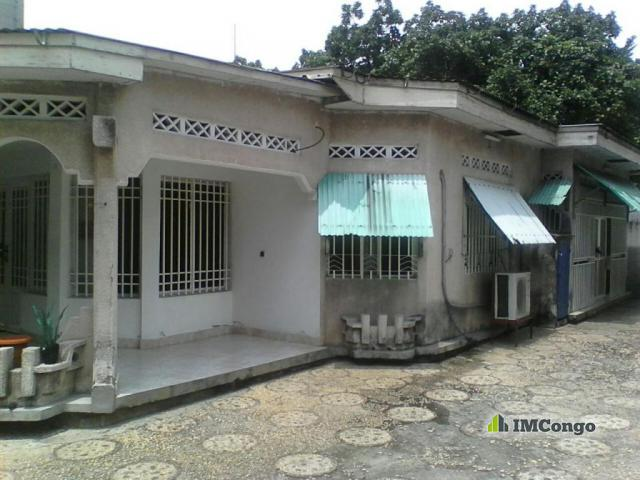 Maison villa a louer kinshasa lingwala maison for Construire une maison a kinshasa