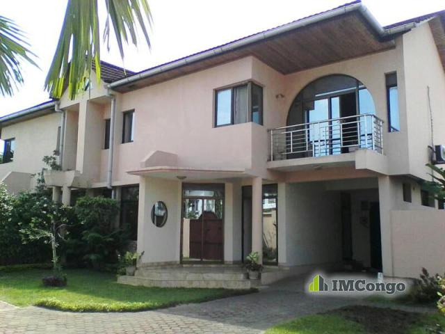 Maison villa a louer kinshasa ngaliema maison for Construire une maison a kinshasa