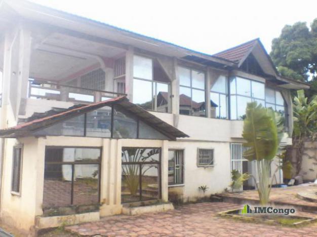 maison villa a vendre kinshasa ngaliema maison
