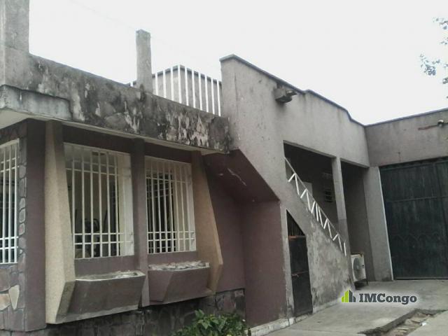 Maison villa ya koteka kinshasa lemba ndaku quartier for Achat maison kinshasa