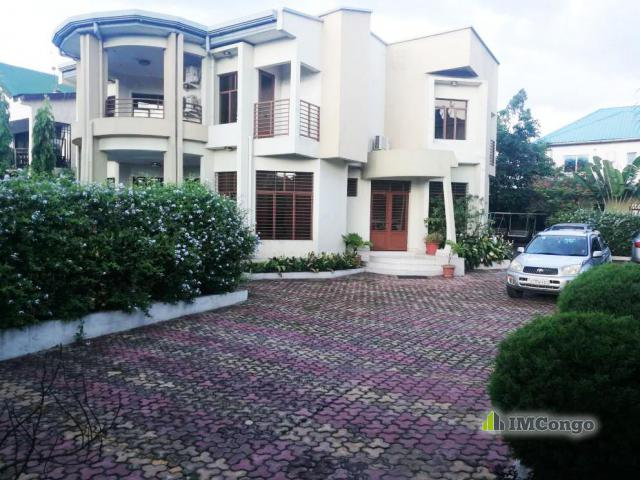 house    villa for sale kinshasa ngaliema